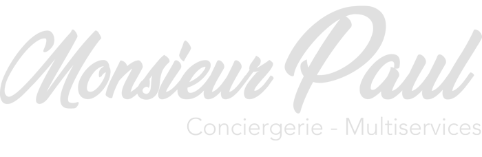 Logo Monsieur Paul Conciergerie